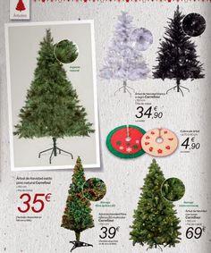 9ad790467c9 Arbol para Navidad 2014 de Carrefour desde 34.90€.