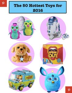 48 Best Toys for Christmas 2016 - New Most Popular & Best Selling Toys & Games for Kids