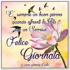Buona Giornata a me Italian Memes, Messages, New Years Eve Party, Decir No, Good Morning, Lily, Place Card Holders, Gandhi, Facebook