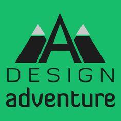 New logo design for A Design Adventure!