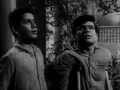 Dosti (1964) a film by Satyen Bose, based on the story of friendship between two young men, one visually impaired and the other physically impaired and on crutches.
