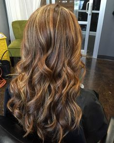 50 Alluring Dark and Light Golden Brown Hair Color Ideas — Fall