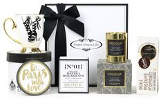 To Paris with Love & Cocolux Pamper Hamper
