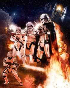 Star Wars: Episode VII - The Force Awakens by Paul Shipper *