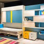 Desk to bunkbed