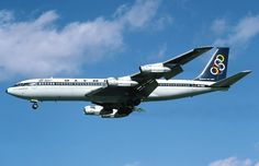 Olympic Airways B 707-384 (City of Knossos) [SX-DBC]