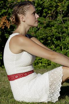 Made to order Handmade wedding dress estonian lace by Estonianlace