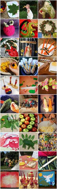 Taste of the Contents of Our Autumn Equinox & Michaelmas Festival E-Book by SarabellaE / Sara / Love in the Suburbs, via Flickr