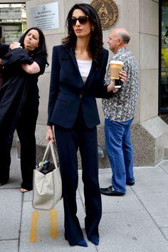 Amal Clooney's Most Stylish Looks  - HarpersBAZAAR.com