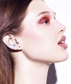 It was back in 2014, at Paris Fashion Week, that ear makeup first became a thing. Designer Anthony Vaccarello sent his models down the runway with graphic, inky lobes that were drawn on with black liquid liner. Makeup artist Tom Pecheux was going for a quasi jewelry look. Kind of like a second-skin ear cuff. Since then, Pat McGrath created a silver statement ear for Louis Vuitton Spring 2016 and Yadim dreamed up full-on glitter ears for Opening Ceremony. However, I recently found myself…