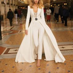 Overall Jumpsuit, Mode Kimono, Winter Mode, Collar Designs, The Dress, Jumpsuits For Women, Evening Dresses, Pants For Women, Fashion Dresses