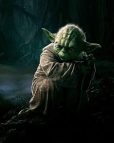 Star Wars Movie Yoda Glossy Photo Photograph Print Photo at AllPosters.com