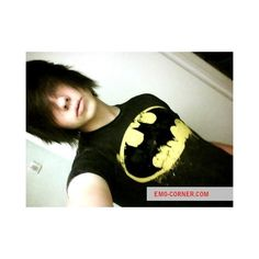 emo dude for story ❤ liked on Polyvore featuring boys, guys, people, site models and cute guys