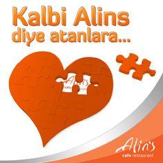 Dünya kalp gününde kalbini seven, sağlıklı yaşayan ve kalbi Alins diye atanlara selam olsun :)