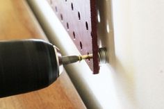 10 More Clever Things to Do with Pegboard