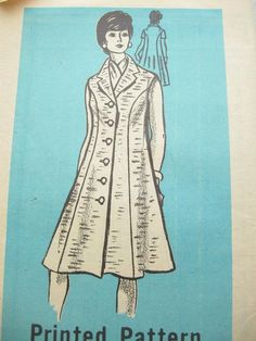 Hey, I found this really awesome Etsy listing at https://www.etsy.com/listing/115526730/1950s-mail-order-9079-coat-dress-vintage
