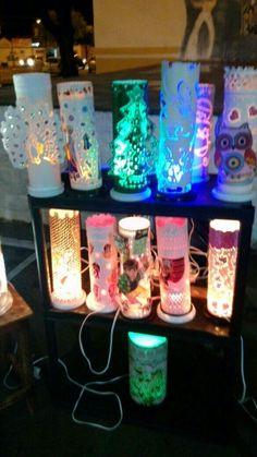 Luminarias Decorativas Golden Fenix