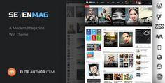 Nulled SevenMag v2.1 - Blog/Magzine/Games/News WordPress Theme