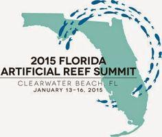 Artificial Reef Sustainable Design Blog: 2015 Florida Artificial Reef Summit