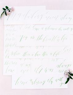 Invitations: Ciara Rose Creative  - http://www.stylemepretty.com/portfolio/ciara-rose-creative- Photography: Savan Photography  - www.savan-photography.com   Read More on SMP: http://www.stylemepretty.com/california-weddings/2016/05/25/spring-love-community-garden-wedding-inspiration/