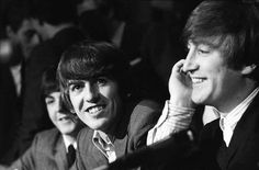 Rarely seen The Beatles photos