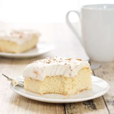 The cake hidden under that fabulous whipped cream frosting is a basic sponge cake. But this is not just any sponge cake, no folks, what happens after this cake comes out of the oven is what sets th...