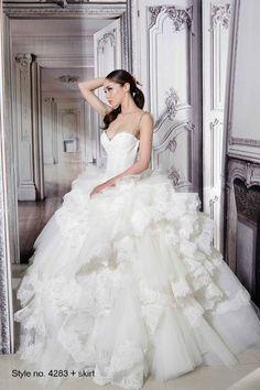 Style no. 4283 + Skirt #pninatornai