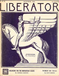 The Liberator cover art