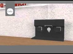 installation instruction of skirting bracket Skirting Boards, Installation Instructions, Cello, Tips, Baseboards, Cellos, Counseling