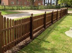 Ellis Timber LTD Picket Fence and picket panels