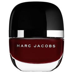 Nails: Marc Jacobs Beauty Enamored Hi-Shine Nail Polish in Jezebel - BestProducts.com