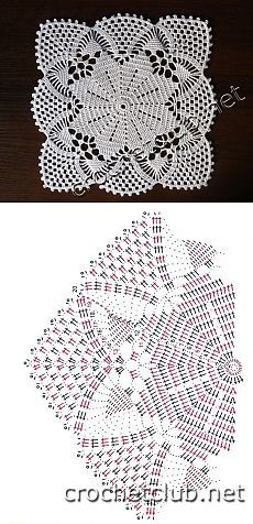 free crochet patterns, free crochet patterns, crochet tablecloth patterns, crocheted patterns with crocheted Filet Crochet, Crochet Blocks, Crochet Flower Patterns, Crochet Mandala, Crochet Art, Crochet Squares, Crochet Home, Thread Crochet, Vintage Crochet