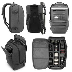Incase incase DSLR Pro Pack camera bag camera case Backpack Rucksack