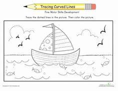 practice tracing horizontal lines preschool worksheets free motors and preschool worksheets. Black Bedroom Furniture Sets. Home Design Ideas