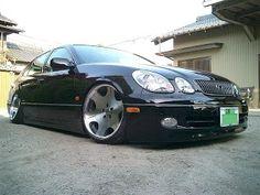 VIP Style: Lexus GS300 Infiniti Q50, Jaguar Xe, Volvo S60, Best Jdm Cars, Automobile, Lexus Gs300, Car Mods, Tuner Cars, Scion