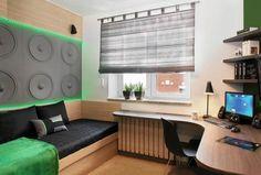 Zdjęcie numer 7 w galerii - Jak urządzić mały pokój młodzieżowy?