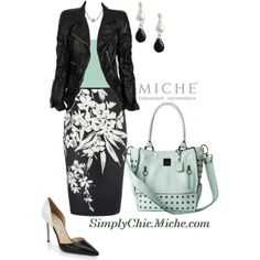 """Miche Luxe Demi Caracas"" by miche-kat on Polyvore Miche Luxe Demi Caracas http://www.simplychicforyou.com/  #michebag #micheluxe"