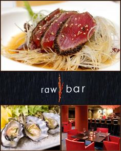Raw Bar at Hotel Arts