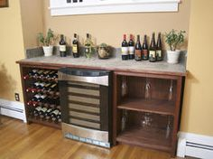 How To Build A Wine-storage Unit