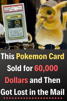 One of the rarest and most valuable Pokemon cards, Trainer No. Most Valuable Pokemon Cards, Anchor Print, Super Secret, Sequin Party Dress, Mesh Long Sleeve, Beautiful Fish, Love Quotes For Him, Weird World, Wtf Funny