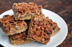 Chewy Maple Nut Bars | Yankee Magazine