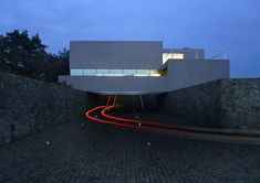 Contemporary Cave House by Award-Winning Polish Architect Robert Konieczny