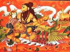 amazing kerala mural