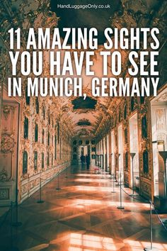 11 Amazing Sights You Have To See In Munich, Germany - Hand Luggage Only - Travel, Food & Photography Blog