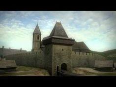 Egri vár 1552-es animációja HD - YouTube