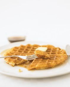 25 December: Waffles. Made these for our Christmas breakfast. Quick, easy and tasty. Yum♥