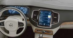 Lindo Painel do Volvo XC90