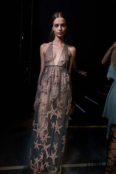 Valentino Spring-summer 2015 - Backstage
