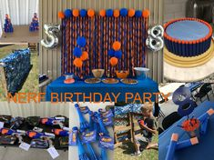 Come Check out my blog post, detailing how I threw this awesome Nerf party!! #nerf #nerfparty #boymom 7th Birthday Boys, Nerf Birthday Party, Nerf Party, Zombie Party, Birthday Ideas, Party Themes, Party Ideas, Themed Parties, Kid Parties