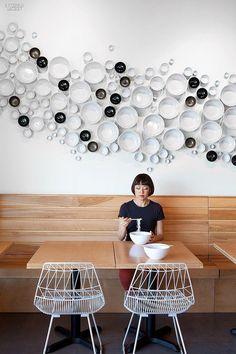 Spice it Up: 5 Fast-Casual Restaurants Put Design on the Menu | Projects | Interior Design #InteriorDesignCafe #restaurantdesign